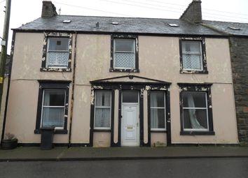 Thumbnail 5 bedroom terraced house for sale in St John Street, Whithorn