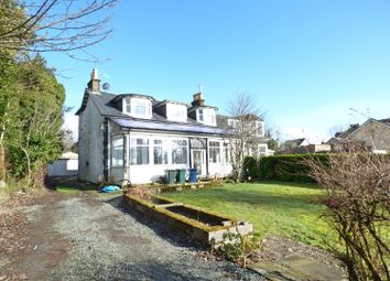 Thumbnail 4 bed semi-detached house for sale in Ardenslate Road, Dunoon