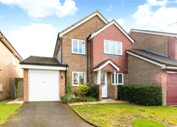 Thumbnail 3 bed detached house for sale in Strathfield Close, Haywards Heath, West Sussex
