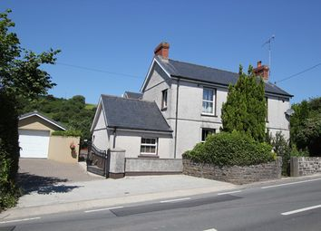 Thumbnail 4 bed detached house for sale in Broadway, Laugharne, Carmarthenshire
