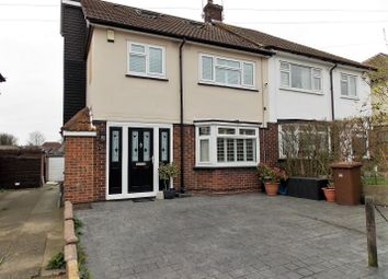 Thumbnail Semi-detached house for sale in Brambletree Crescent, Rochester