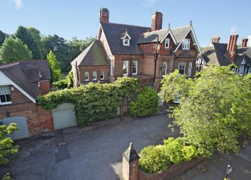 Thumbnail 7 bed detached house for sale in Farquhar Road, Edgbaston, West Midlands
