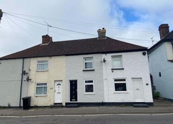 Thumbnail 2 bed terraced house to rent in London Road, Dunton Green, Sevenoaks