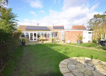 Thumbnail 2 bed bungalow for sale in Church Road, Catfield, Great Yarmouth