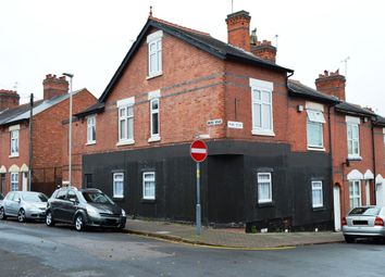 Thumbnail 1 bed flat to rent in Mere Road, Leicester