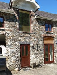 Thumbnail 2 bedroom mews house to rent in Lovesgrove Stables, Capel Dewi, Capel Dewi