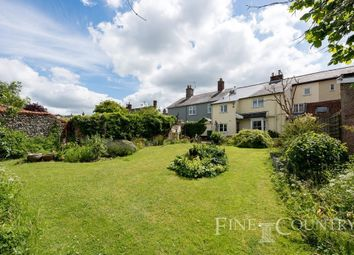 Thumbnail 5 bedroom terraced house for sale in The Street, Botesdale, Diss