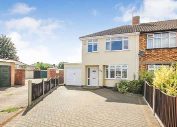 Thumbnail 3 bed end terrace house for sale in Abbotts Close, Romford