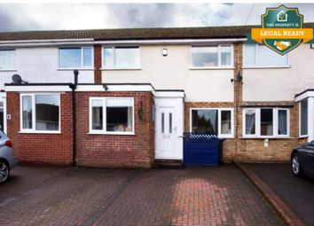 Thumbnail 3 bed terraced house for sale in Elmtree Road, Streetly, Sutton Coldfield