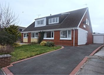 Thumbnail 3 bed semi-detached house to rent in Larchfields, Chester