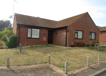 Thumbnail 3 bed detached bungalow for sale in Margarets Close, Hunstanton