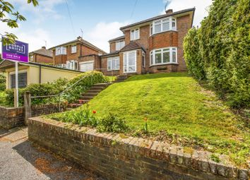 Thumbnail 4 bed detached house for sale in Lower Barn Road, Purley