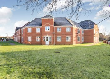 Thumbnail 2 bed flat for sale in Smallshire Close, Off Ellards Drive Wednesfield, Wolverhampton