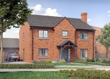 Thumbnail 5 bed detached house for sale in The Ellenborough, Priory Meadows, Kirby Hill, Boroughbridge