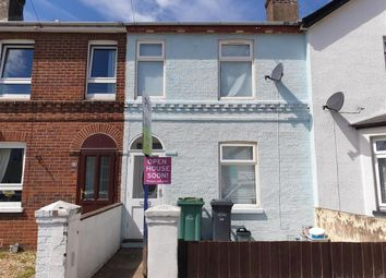 Thumbnail 3 bed terraced house for sale in Cross Street, Sandown, Isle Of Wight