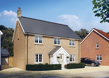 "Thumbnail 4 bed property for sale in ""Calder"" at Welton Lane, Daventry"