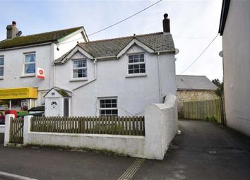 Thumbnail 3 bedroom end terrace house for sale in Kilkhampton, Bude