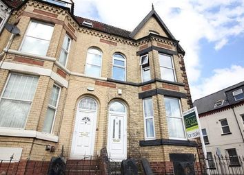 Thumbnail 5 bed end terrace house to rent in Rocky Lane, Anfield, Liverpool