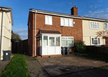 Thumbnail 3 bed semi-detached house for sale in Rodborough Road, Sheldon, Birmingham