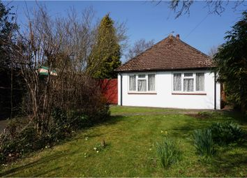 Thumbnail 2 bed detached bungalow for sale in Elm Grove, Barnham