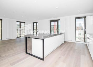 Thumbnail 3 bed flat to rent in No Street Name Specified, Royal Wharf