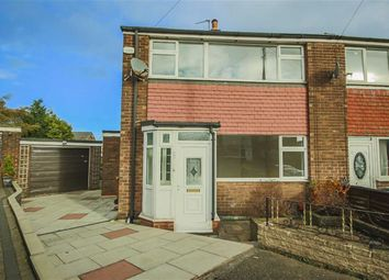 Thumbnail 3 bed mews house for sale in Heys Avenue, Wardley, Swinton, Manchester