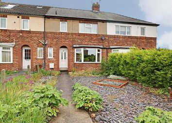 Thumbnail 3 bed terraced house for sale in Mayland Avenue, Hull