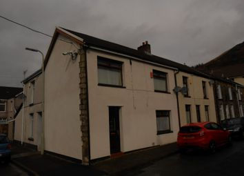 Thumbnail 2 bedroom end terrace house for sale in 6 Price Street, Pentre, Treorchy, Rhondda Cynon Taff