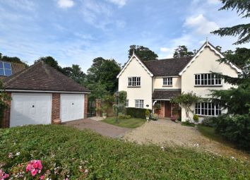 Thumbnail 4 bed detached house for sale in Rectory Park, Boxford, Sudbury
