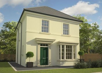 Thumbnail 3 bed detached house for sale in Glen Corr Meadows, Newtownabbey