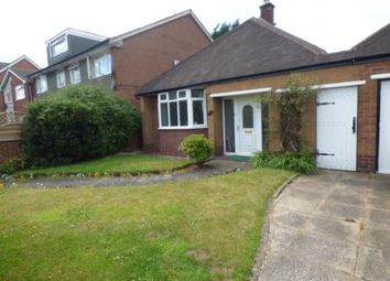 Thumbnail 2 bedroom link-detached house for sale in Hillary Street, Walsall, West Midlands