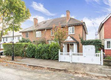 Thumbnail 4 bed semi-detached house for sale in Heathfield Road, London