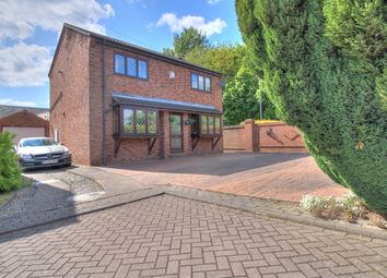 Greenfield Close, Kippax, Leeds LS25. 4 bed detached house