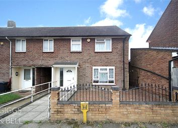 3 bed semi-detached house for sale in Bolingbroke Road, Luton, Bedfordshire LU1