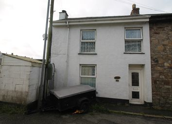1 bed terraced house for sale in Carnarthen Road, Camborne TR14