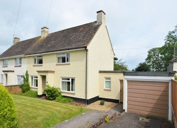 Thumbnail 3 bed semi-detached house for sale in Pethertons, Halberton, Tiverton