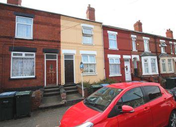 Thumbnail 2 bedroom terraced house for sale in Burlington Road, Stoke, Coventry