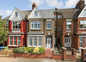 Thumbnail 5 bedroom semi-detached house for sale in Thorncombe Road, London