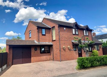 Thumbnail 5 bed detached house for sale in Spring Lane, Malvern