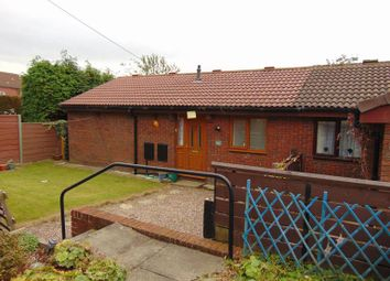 Thumbnail 2 bed semi-detached bungalow for sale in 32Bcrowley Lane, Watersheddings, Oldham