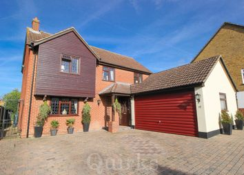 Thumbnail 4 bed detached house for sale in Smythe Road, Billericay