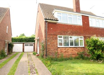 Thumbnail 3 bed semi-detached house to rent in Ramsey Close, Canterbury