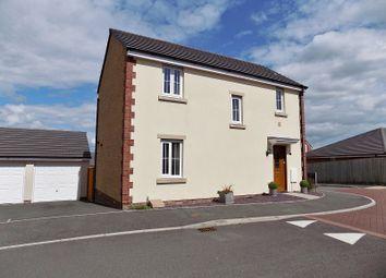 Thumbnail 3 bed detached house for sale in Gallt Y Ddrudwen, Broadlands, Bridgend.