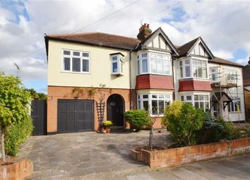 Thumbnail 5 bed semi-detached house for sale in Leigh Gardens, Leigh-On-Sea, Essex