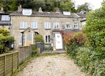 Thumbnail 2 bed terraced house for sale in The Throat, Ruscombe, Gloucestershire