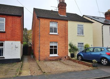 Thumbnail 2 bed semi-detached house for sale in Brookwood, Surrey