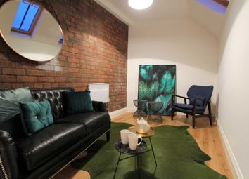 Thumbnail 2 bed flat to rent in Harter Street, Manchester
