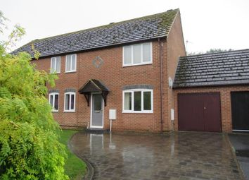 Thumbnail 3 bed semi-detached house to rent in 13 Strensham Gate, Worcester, Worcestershire