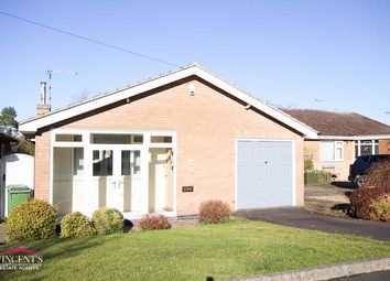 Thumbnail Bungalow for sale in Barry Drive, Kirby Muxloe, Leicester, Leicestershire