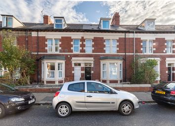 Thumbnail 6 bed terraced house to rent in Granville Gardens, Jesmond Vale, Newcastle Upon Tyne